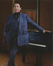 Jools Holland autograph signed photo