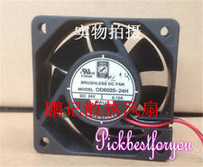 1pc ORION OD6025-24HB 24V 0.12A 2wire 60mm Cooling fan #MQ10 QL