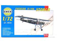 SMER Fieseler Storch Fi-156, Hochdecker, 0833, Bausatz 1:72