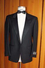 Ermenegildo Zegna Tuxedo Smoking Suit 100% wool it 46 Dr 6 uk/us 36 new with tag