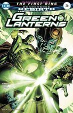 Verde Linternas #26 The First Anillo Dc Comic