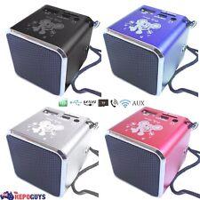 Wireless Bluetooth Speaker Portable Music Stereo Mini Portable Aux Hifi Speaker