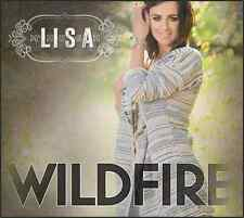 Lisa McHugh Wildfire CD new 2015 FREE UK SHIPPING SHIPS FROM UK