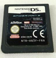 Jeu Nintendo DS VF en loose  Spider Man 3  FRA  Envoi rapide et suivi