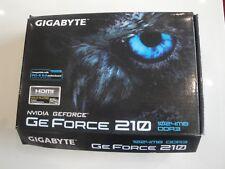GIGABYTE NVIDIA Geforce 210 Carte Graphique - GV-N210D3-1GI - 1024 Mo DDR3 -HDMI