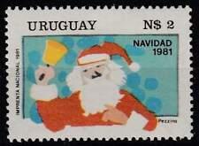 Urugay postfris 1981 MNH 1638 - Kerstmis / Christmas (k124)