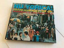 Nu Yorica Vol.1 Culture Clash in New York City: Experiments SOUL JAZZ 2 CD