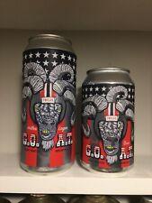 Tom Brady G.O.A.T Helles Lager 16oz Beer Can, Lynn Ma-Ltd qty/Ltd edit (9/3/19)