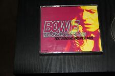 David Bowie – The Singles 1969 To 1993 Featuring His Greatest Hits 2 CD Set LN