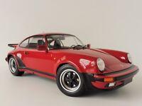 Porsche 911 Turbo 1977 PERU RED 1/12 Minichamps 125066106 PMA G-Modell 1963