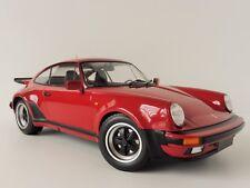 Porsche 911 Turbo 1977 Pérou Red 1/12 MINICHAMPS 125066106 Pma Modèle 1963