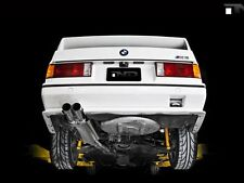 REUTER MOTORSPORT BMW E30 M3 DTM Edelstahl Sport Auspuff mit Soundwunsch