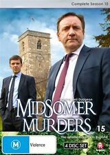 Midsomer Murders: Season 15 (Complete) DVD NEW