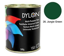 DYLON / DYRPO Jungle Green Multi-Purpose Dye 500g Tin