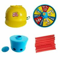 Wet Head Water Roulette Game Children's Friends Family Toy Play Set Age 4 Years+