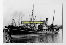 rp4054 - UK Fishing Trawler - Ross Archer GY460 - photo 6x4