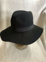 NEW!!!!! Banana Republic Fedora Hat Size S/M Chose color Black or Brown