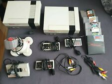 Nintendo Nes 2 Konsolen 5 Spiele 3 Controller Ni 5 quickjoy und nes your score