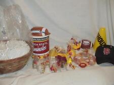 NEW Florida State University Seminoles Souvenir LOT Filled Wicker Gift Basket
