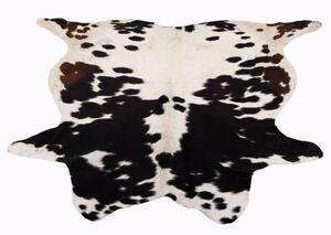 NEW COWHIDE RUGS Area Rugs Cow Skin Hide (64'' x 65'') ULG-0558