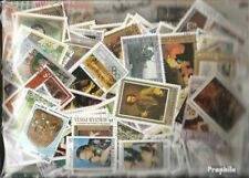 Motives Stamps 3.000 different Paintings stamps