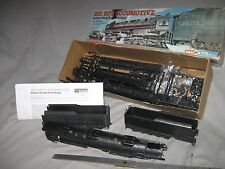 X377..RARE HO MONOGRAM 1602 DM&IR RR 2-8-8-4 STEAM LOCO, plastic kit for parts