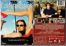 CALIFORNICATION - Intégrale saison 1 - Coffret 2 boitiers slim - 3 DVD - NEUF
