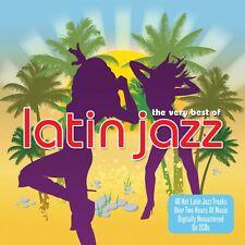 2 CD BOX VERY BEST OF LATIN JAZZ PRADO PUENTE TJADER BLAKEY ARNAZ MORALES MACHIT