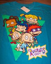 Nickelodeon RUGRATS T-Shirt MEDIUM NEW w/ TAG REPTAR ANGELICA CHUCKY TOMMY