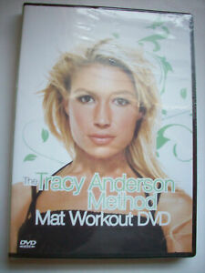 TRACY ANDERSON MATHOD MAT WORKOUT DVD