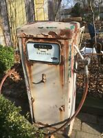 Vintage Mid Century Wayne  Gas Service Station Garage Gas Pump