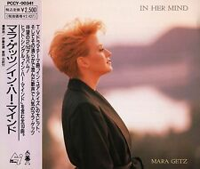 MARA GETZ In Her Mind RARE JAPAN CD PCCY-00341 Andrew Gold Martin Briley Toto