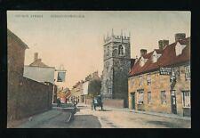 Warwicks Warwickshire SHIPSTON-ON-STOUR Church St George Hotel c1900s PPC
