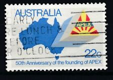 AUSTRALIE  JAAR 1981  NR. Y&T 733 °  (L17)