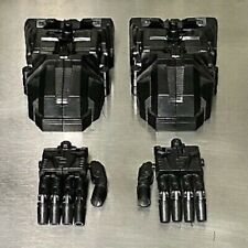 Perfect Effect PC-01 Black Upgrade for CW SUPERION DEFENSOR Combiner