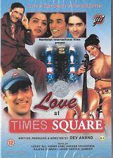 LOVE AT TIMES SQUARE - SALMAN KHAN - CHAITANYA CHAUDHRY - NEW BOLLYWOOD DVD