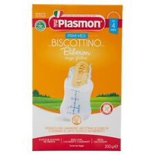 PLASMON Biberon Kinderkekse für Babyflasche Babynahrung ab 4 Monaten 200g