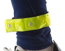 RockBros Bicicletta Sicurezza Riflettente Cintura Outdoor Sports braccio//polso//caviglia BAND NEW