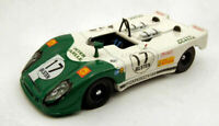 Model Car Scale 1:43 Best Model Porsche 9082 Flunder N.17 11th