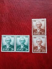 Ireland stamps 1958 scott 172-173 mounted mint pairs