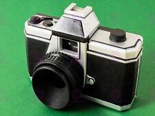 Fotografía De Plástico Vintage Cámara De Juguete Retro Impresión Cartel MP3456A