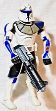 "Star Wars Clone Trooper Captain Rex 10"" Force Battlers Talking Action Figure"