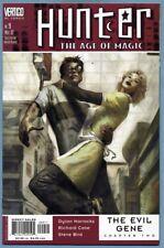 Hunter: The Age of Magic #9 (May 2002, DC Vertigo) Dylan Horrocks Richard Case