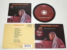 MEMPHIS SLIM/M. S. AT THE PUERTA OF HORN(CHARLY RECORDS SNAP 137 CD) CD ÁLBUM