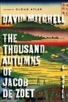 The Thousand Autumns of Jacob de Zoet by Mitchell, David Book The Fast Free