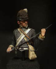 SK Miniatures Napoleonic British Light Dragoon 1/9th Unpainted kit CARL REID