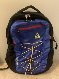 Gerry Outdoor - Timpas Multi Compartment Backpack Water Resistant, Royal