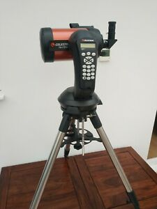 Celestron NexStar 5SE Goto Telescope OTA Plus Mount And Tripod