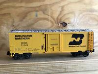 MTH O scale Burlington Northern Refrigerator Car, Item #20-9404L