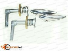 Brand New Lambretta Series 1 & 2 Complete Side Panel Handles All Scooter Parts